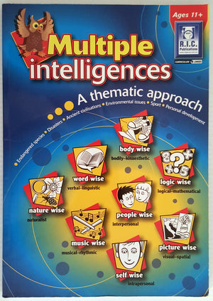 Multiple Intelligences - A Thematic Approach (Ages 11+)