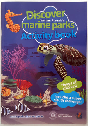 Discover Western Australia's Marine Parks - Activity Book