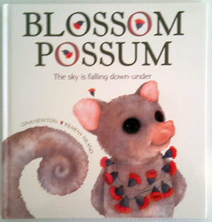 Blossom Possum - The sky is falling down-under (HC)