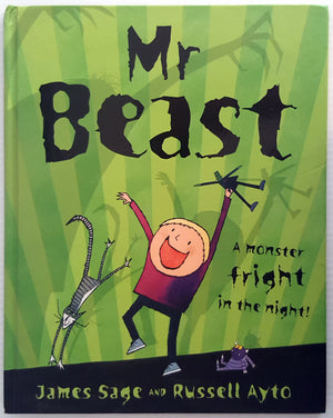 Mr Beast - A Monster Fright in the Night