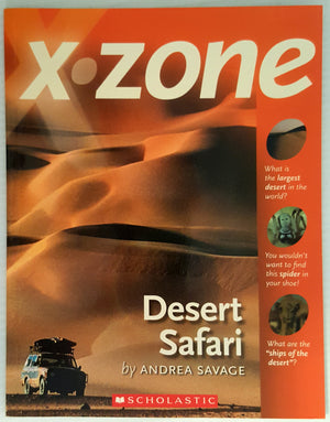 X-Zone : Desert Safari