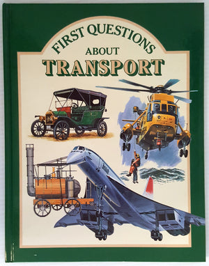 First Questions about Transport