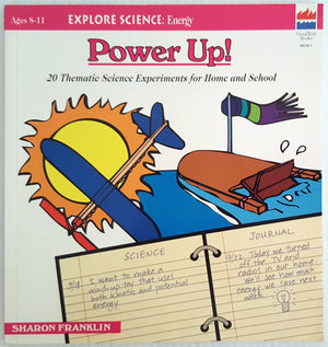 Explore Science : Energy 'Power Up!'