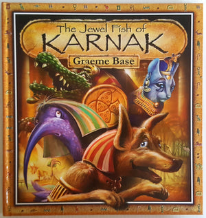 The Jewel Fish of Karnak (Large HC)