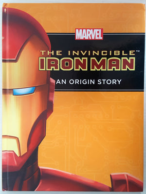 An Origin Story - The Invincible Iron Man