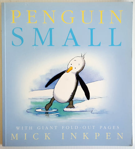 Penguin Small (includes CD)