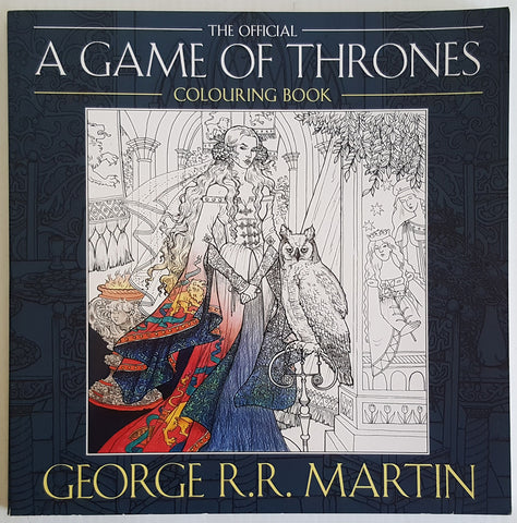 The Official 'A Game of Thrones' - Colouring Book