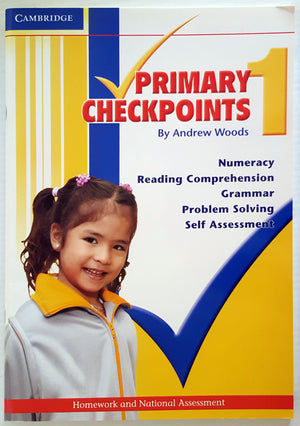 Primary Checkpoints 1