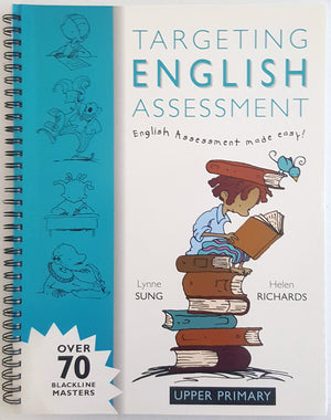 Targeting English Assessment - Upper Primary