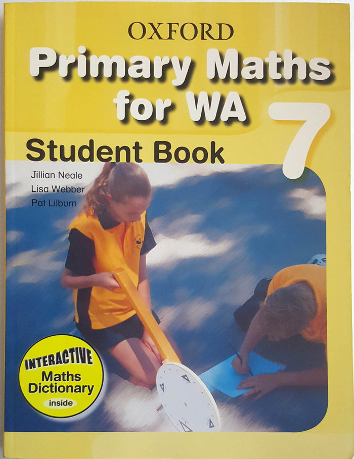 Primary Maths for WA - Student Book 7
