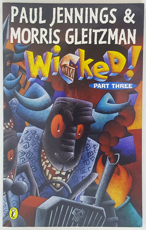 Wicked Part 3 - Croaked