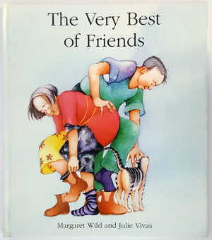 The Very Best of Friends : Vintage 1989 (HC)