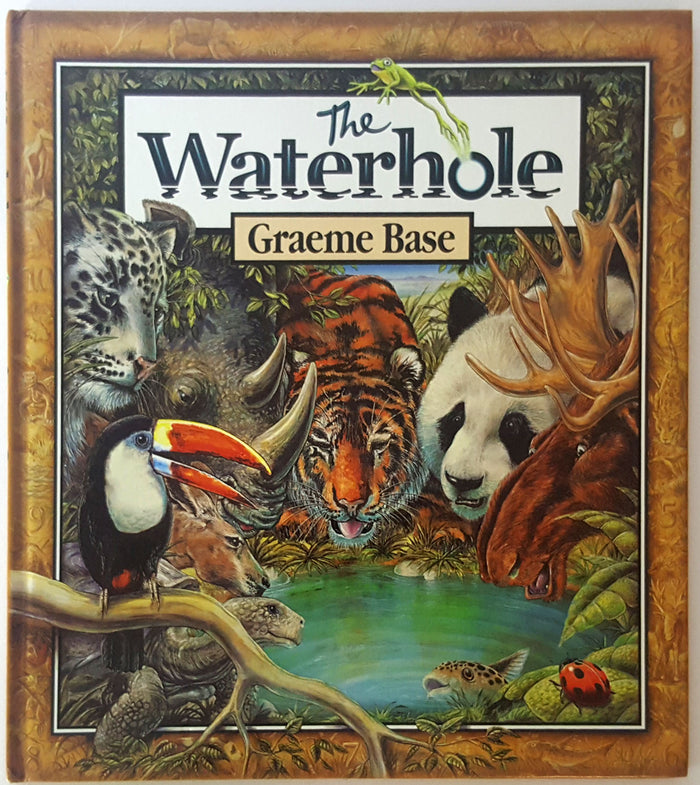 The Waterhole (Large HC)