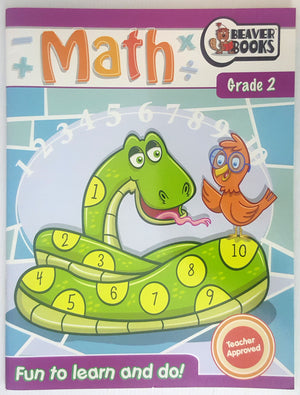 Beaver Books - Math - Year 2