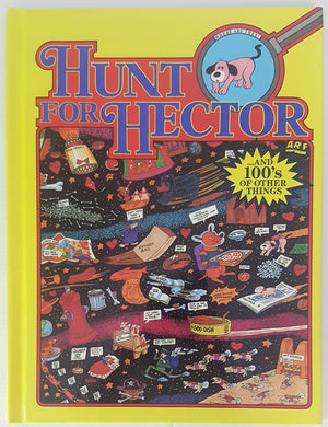 Hunt for Hector 'Look and Find' (HC)