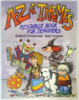 A to Z of Themes - Resource Book for Teachers