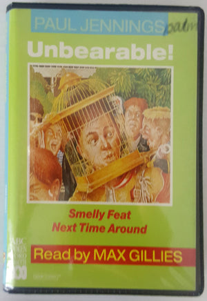 Paul Jennings - Smelly Feet & Next Time Around - Audio Cassette Recording