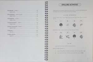 Spelling Success! Graded Activities that target problems in spelling (Ages 5-7)