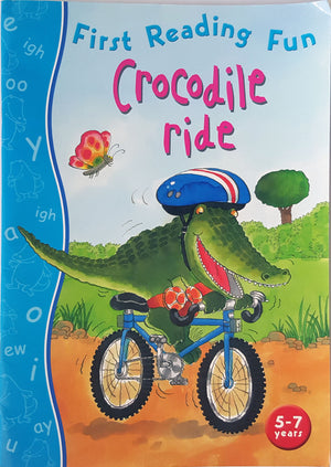 First Reading Fun - Crocodile Ride