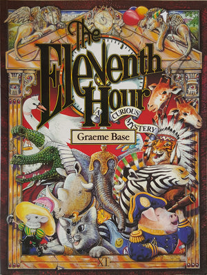 The Eleventh Hour - Curious Mystery (Small PB)
