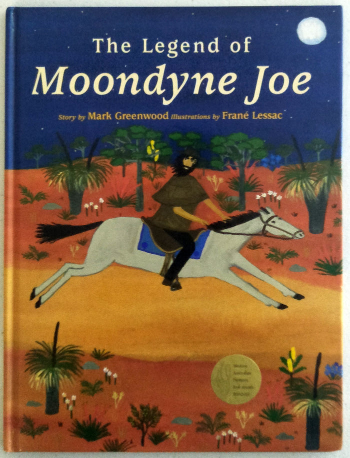 The Legend of Moondyne Joe (HC) - Autographed Copy