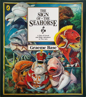 The Sign of the Seahorse (Large PB)