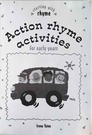 Action Rhyme Activities for Early Years