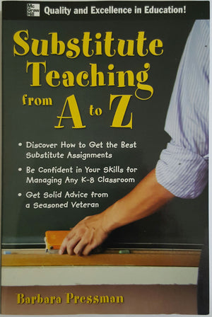 Relief Teaching - Substitute Teaching from A to Z