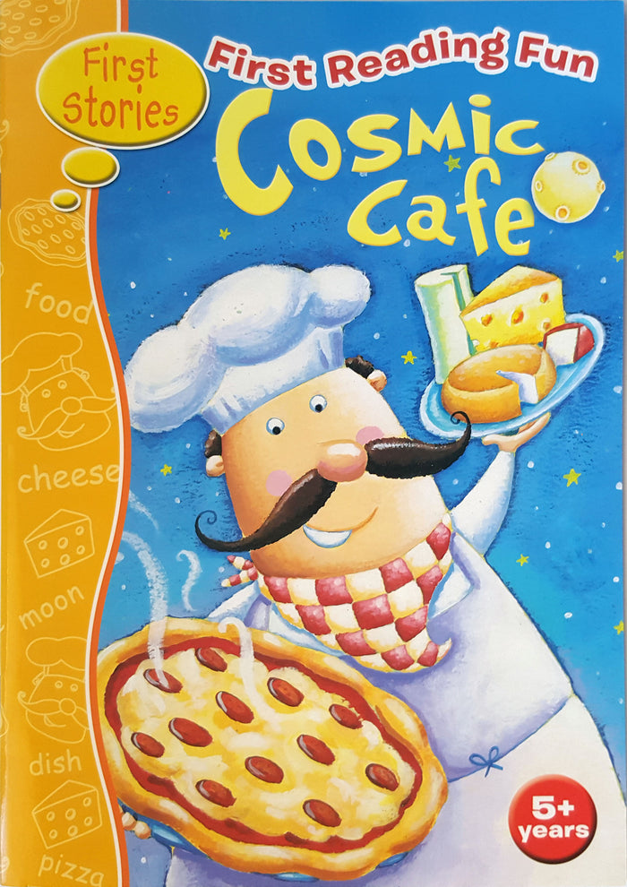 First Reading Fun 'Cosmic Cafe'