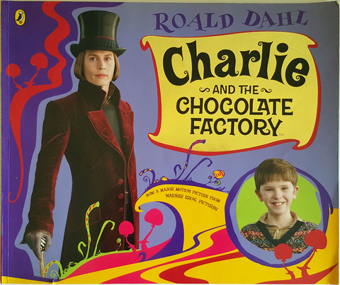 Charlie and the Chocolate Factory - Picture Book