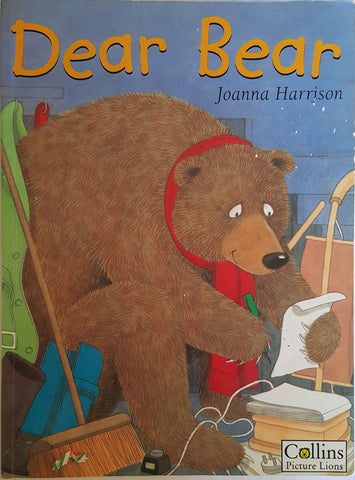 Second Hand Books - Dear Bear by Joanna Harrison