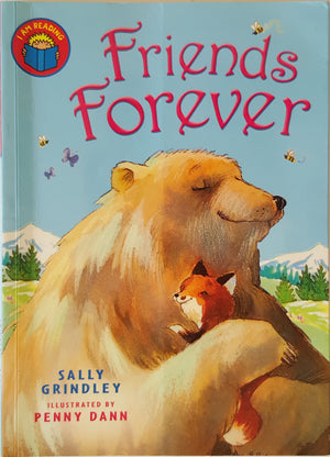 I am Reading : Friends Forever