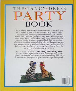The Fancy Dress Party Book (HC)