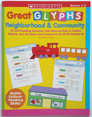 Great Glyphs - Neighborhood & Community (1-3)
