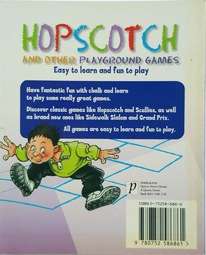 Hopscotch and Other Playground Games - Easy to Learn and Fun to Play