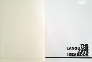 The Language Arts Idea Book - Classroom Activities for Children