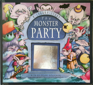 The Monster Party - A Spooky Story