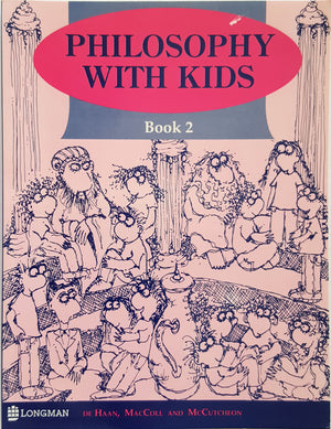 Philosophy with Kids - Book 2