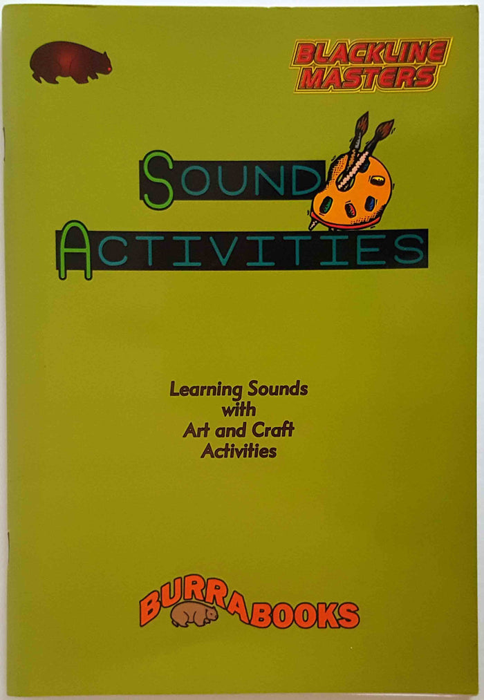 Sound Activities - Learning Sounds with Art and Craft Activities