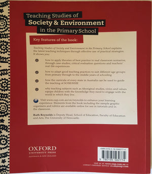 Teaching Studies of Society & Environment in the Primary School