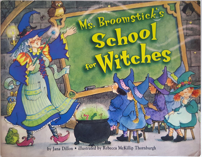 Ms. Broomstick's School for Witches