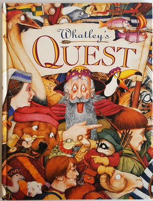 Whatley's Quest
