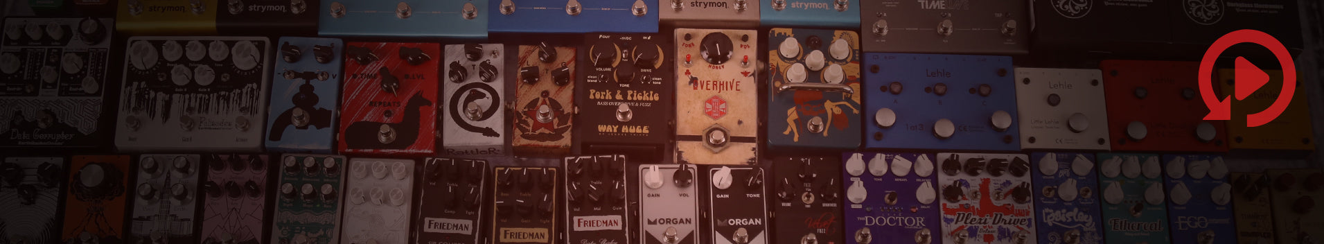 Bass Pedals and Effects