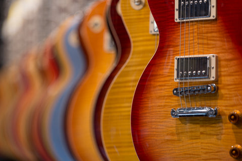 Replay Guitar Exchange Gibson Les Paul's