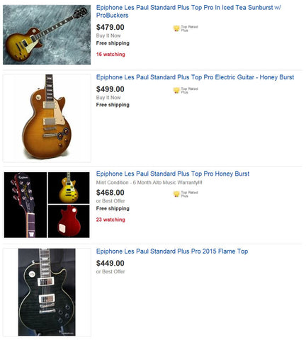 How much is your guitar worth?   For Sale   Replay Guitar