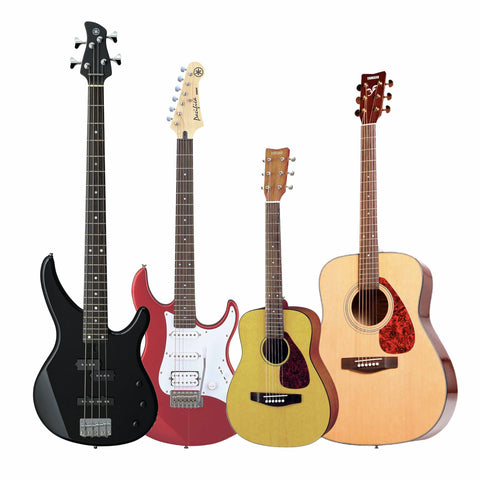 Yamaha Lesson Guitars