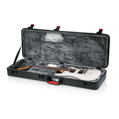 Gator GTSA-GTRELEC-LED TSA ATA Molded Electric Guitar Case with LED Light