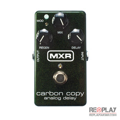 MXR M169 Carbon Copy Analog Delay Pedal *Open Box*