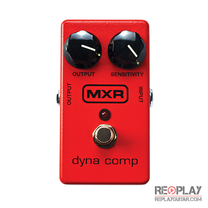 MXR M102 Dyna Comp Pedal *Demo Model*