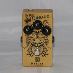 Used - Keeley El Rey Dorado